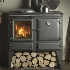 what size log burner