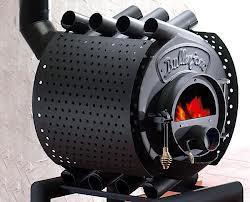 what size wood burning stove