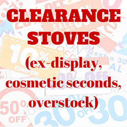 CLEARANCE-STOVESSMALL