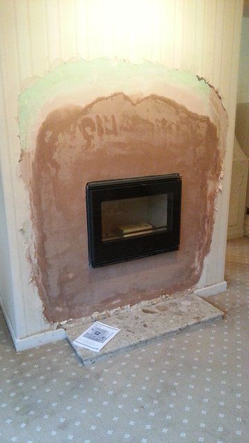 How to fit a cassette wood burning stove step by step for A shear pleasure pet salon