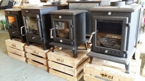small wood burning stoves
