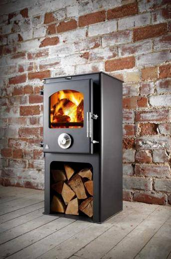 Newton stoves: 5kw with plinth