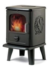 Morso Squirrel wood stove
