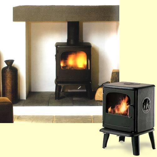 Owl 3410 cleanheat multifuel stove