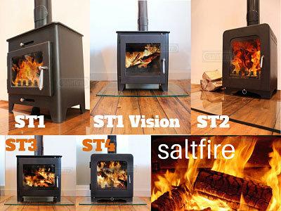 Saltfire ST1 ST2