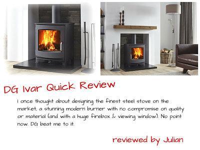 DG Ivar review