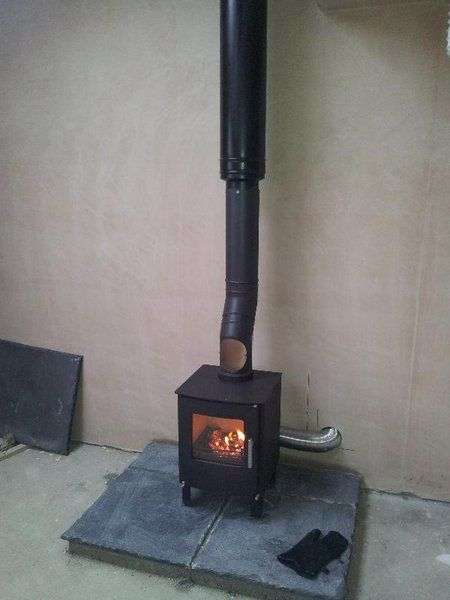 Do I Need An Air Vent For A Wood Burning Stove Log Burner