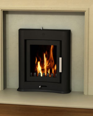 how to fit an inset stove