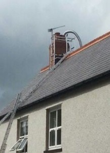 Lining A Chimney Flue Regulations By A Full Time Stove
