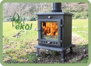 Ekol stoves: Crystal 5kw